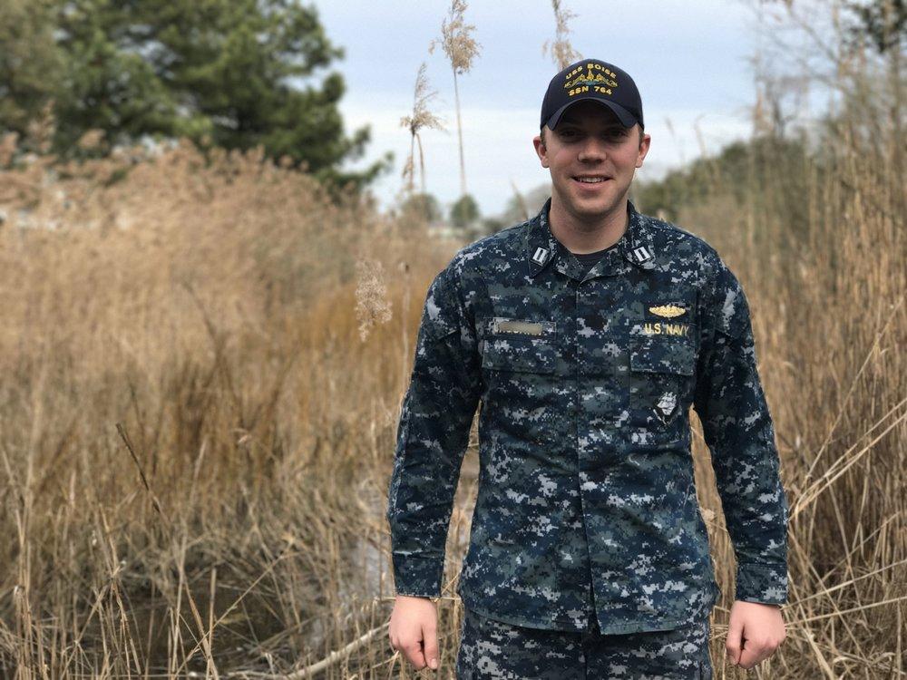 submarine officer lieutenant james lassahn the career hook