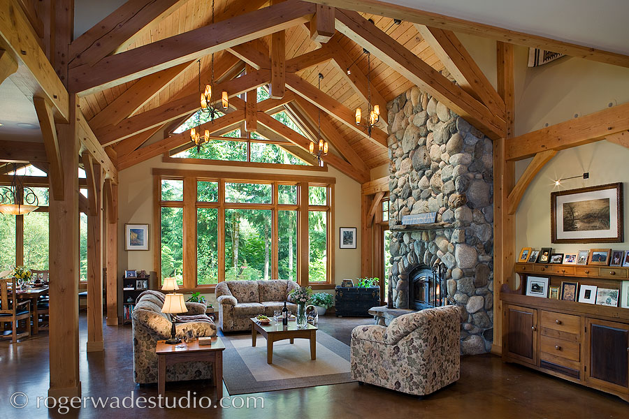 Interior Features Welcome Home