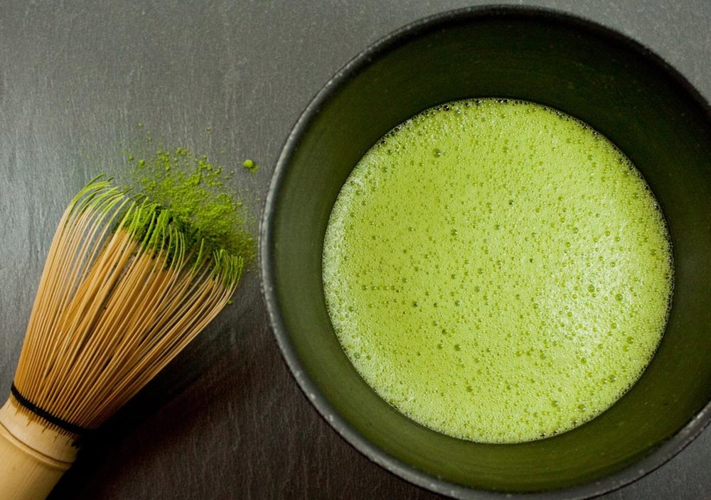 Matcha Bowl and Whisk
