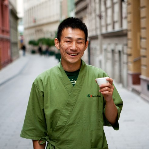 Matsu from Obubu Tea