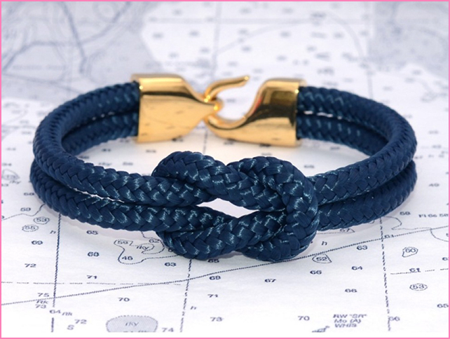 Lemon & Line - Handcrafted authentic, nautically inspired, bracelets in the sailing capital of the world, Newport, Rhode Island.