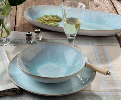 Ibiza showcases a special artistry found only in European stoneware. Each stoneware piece & Tableware u2014 Lulabells