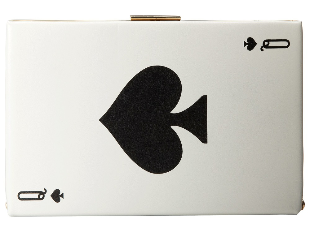 Kate Spade Place Your Bets Wristlet