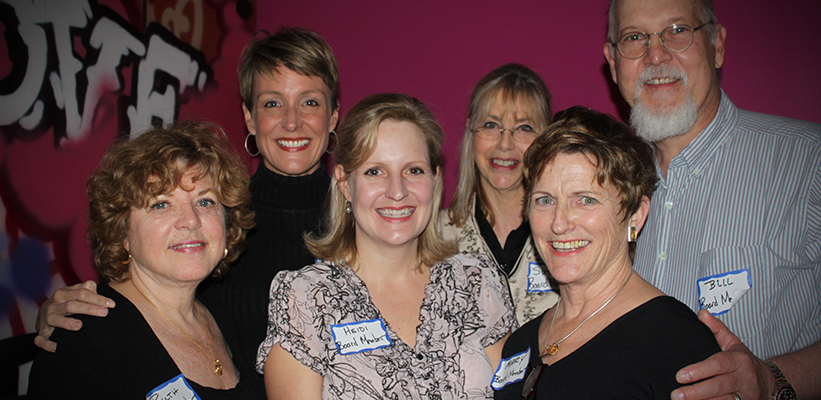 Several Eric Fund Board Members, 2012 Celebration/Auction