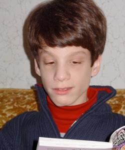 Winner Benjamin Glantz