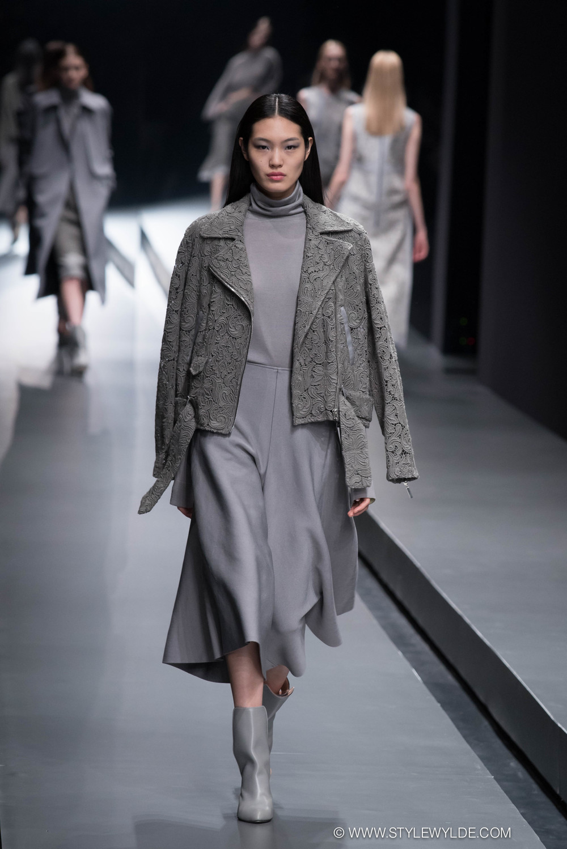 Tokyo Hanae Mori Fall 2015 Style Wylde Magazine