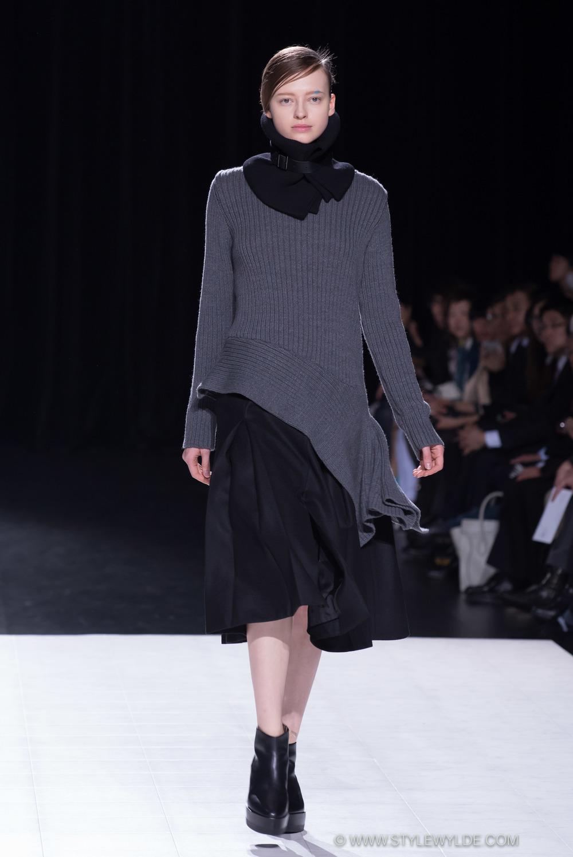 Tokyo Yasutoshi Ezumi Fall 2015 Style Wylde Magazine International Runway Fashion Designer