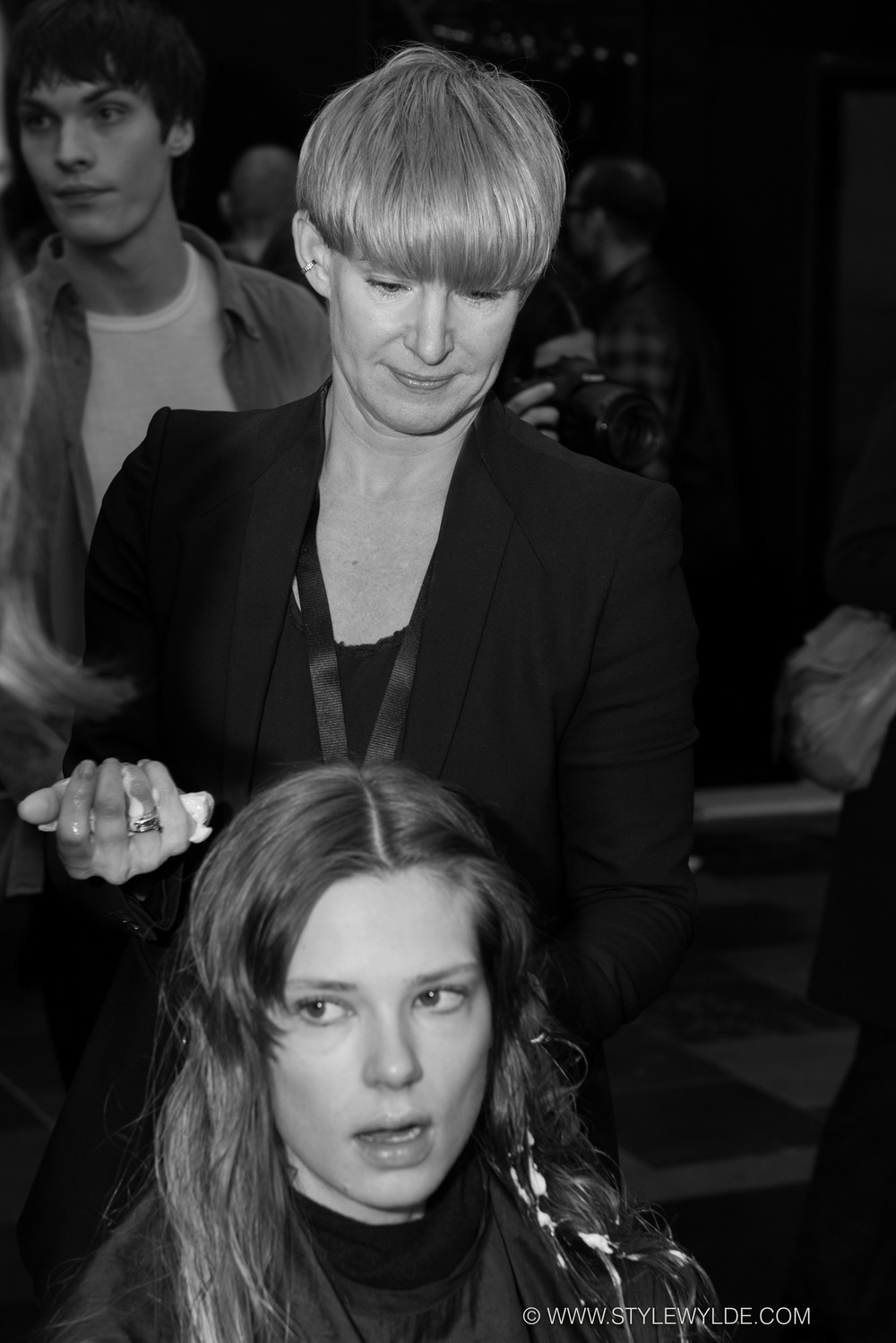 StyleWylde - Tonsure AW16 - Backstage-7.jpg
