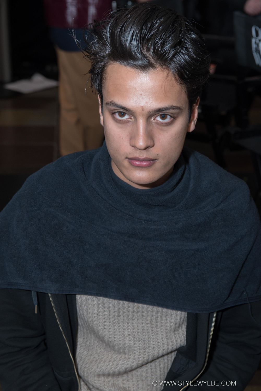 StyleWylde - Tonsure AW16 - Backstage-9.jpg