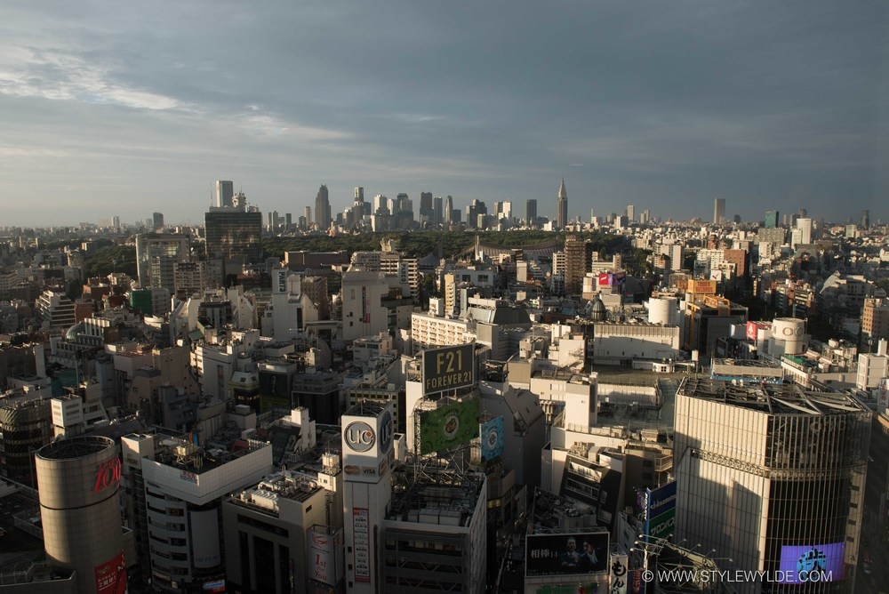 Travel somewhere new like Tokyo! / image: Cynthia Anderson for Style Wylde