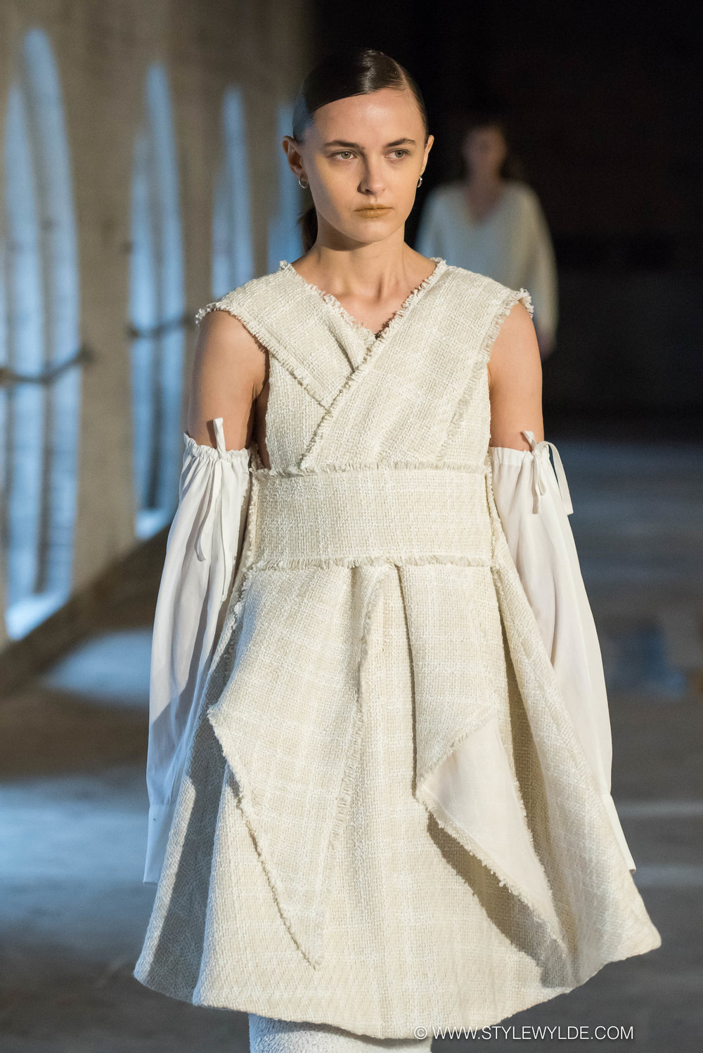 A cut above - Exquisite tailoring and a deft hand at balancing unusual details with sophisticated minimalism, designer Mark Kenly Domino Tan has been a major star of Copenhagen Fashion Week for ages, and his spectacular Fall 2018 collection more than lived up to that reputation.
