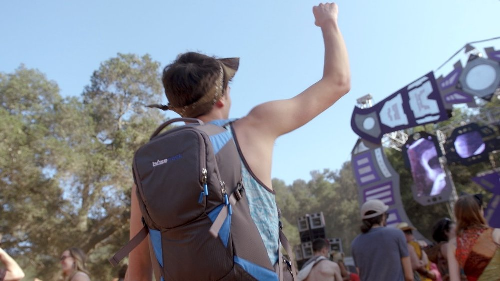 Be one of the first to know when this state-of-the-art vibrating backpack launches on Kickstarter -    www.getbaserock.co