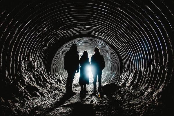 Into The Glacier | Photo credit: Juliette Rowland