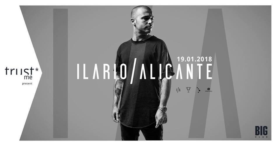 Trust Me* pres. ILARIO ALICANTE