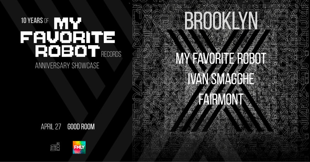 My Favorite Robot at Good Room - Brooklyn.jpg