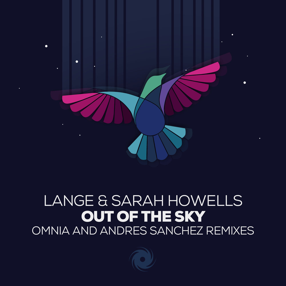 Lange & Sarah Howells - Out Of The Sky (Remixes).jpg