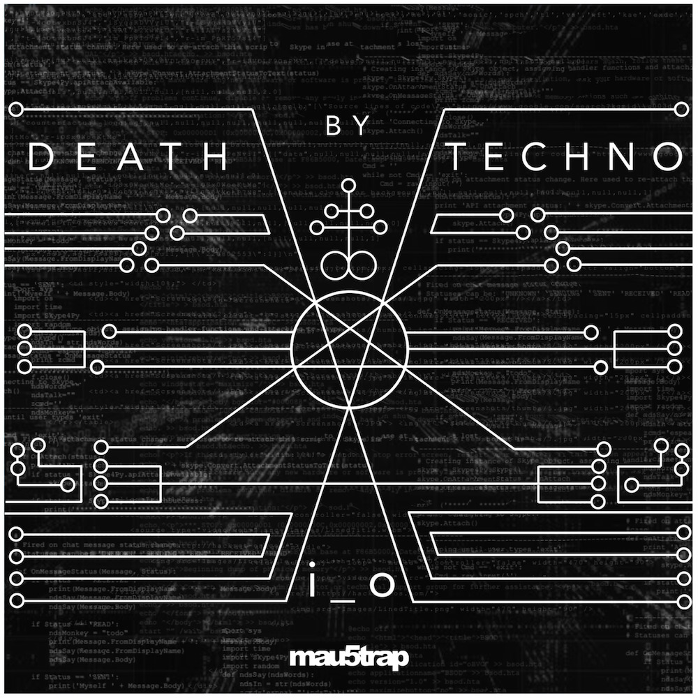 i o releases powerful new ep death by techno electric vibes electric vibes