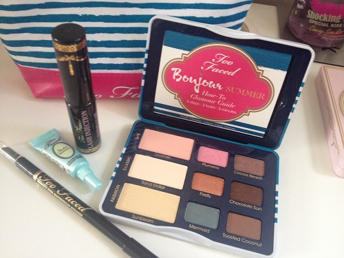 The Pardon My French Set in all its glory. LOVE this palette, the day look is pretty as heck.