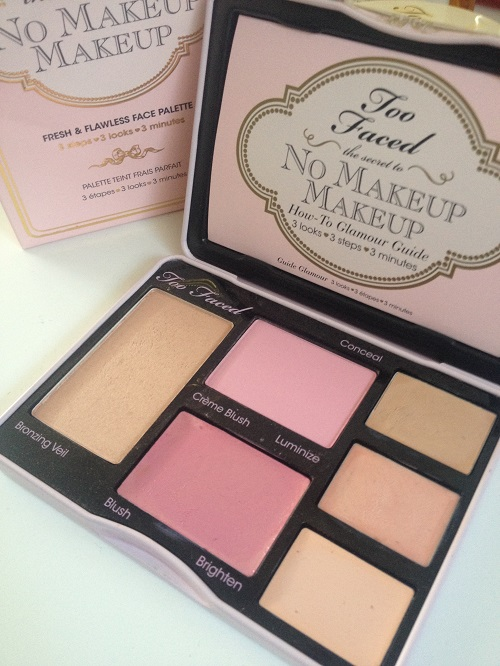 A pretty nice palette that I think would be great for a general brighten up. I have no problems with the shade of concealer, the bronzing veil is perfect for my skin tone, and those blushes are amazing.