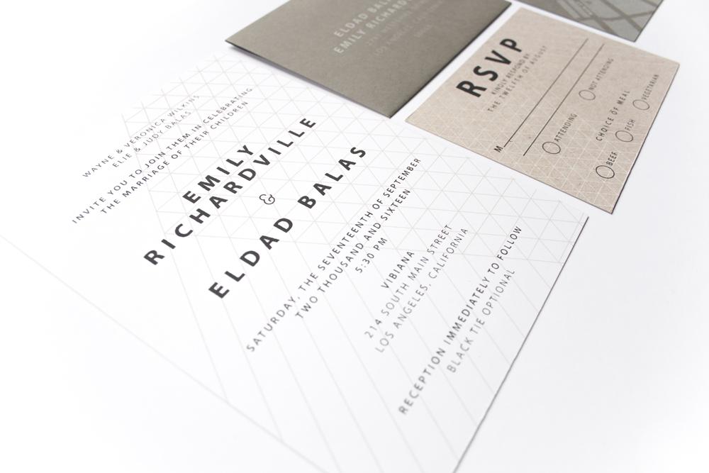 Eldad & Emily  | design and screenprinting