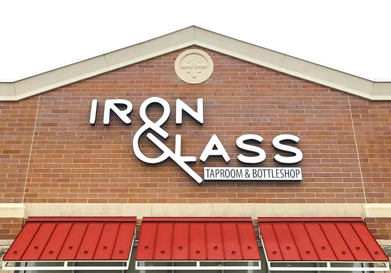 client:   Iron & Glass