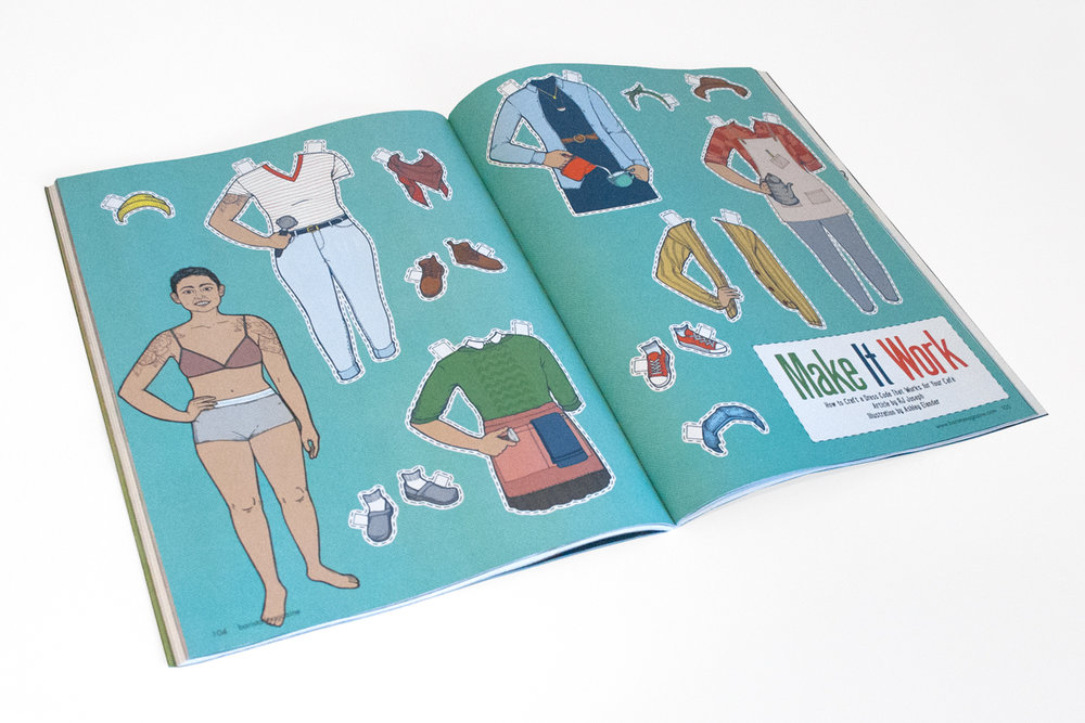 client:   Barista Magazine