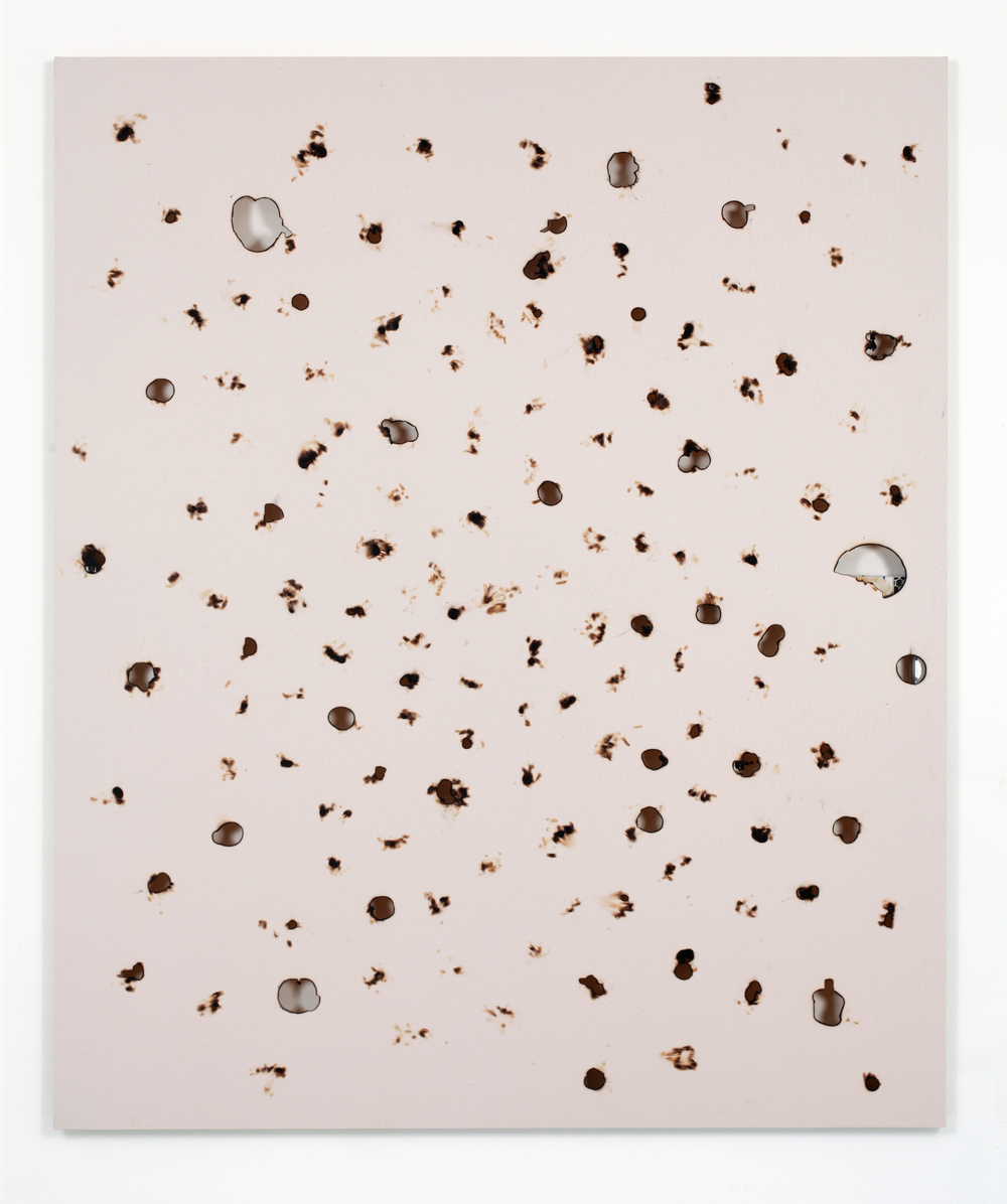 Untitled 4 (Match Burns), 2014