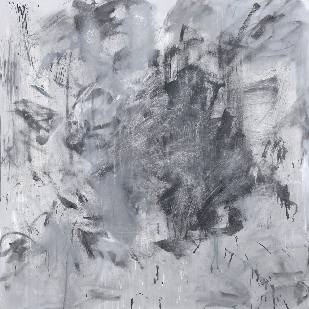 Grey Abstract, 2013