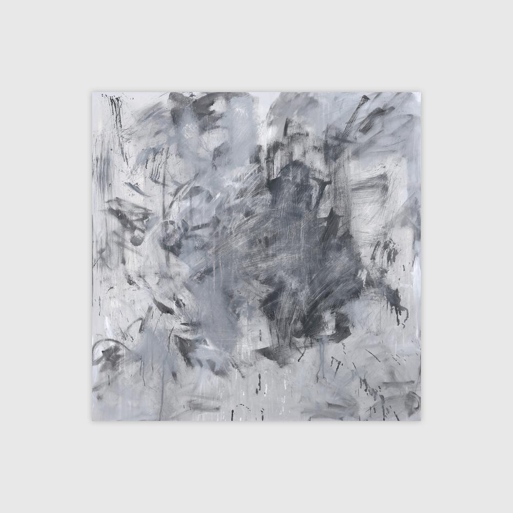 Grey Abstract, 2013