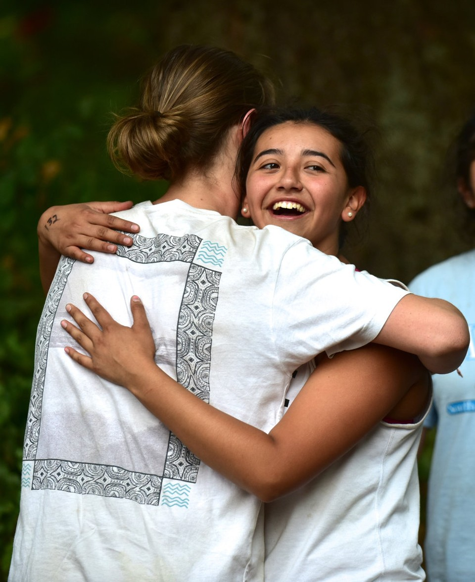 At the beginning of the Eagle Creek fire, hikers were reunited with loved ones after a harrowing hike that became an unexpected overnight adventure. One more reason to be prepared - when you're out and about.   Photo by the Oregonian.