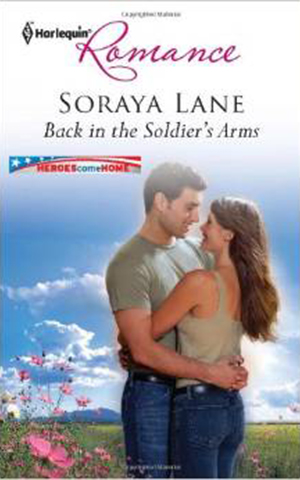 Back in the Soldier's Arms - Soraya Lane