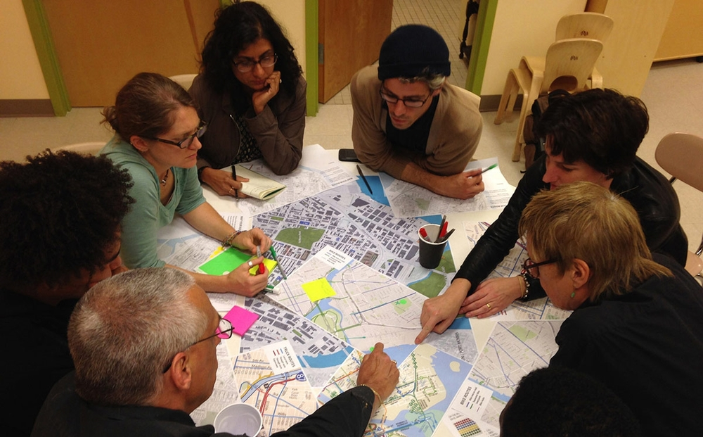 Community planning for the Haven Project in South Bronx - Source