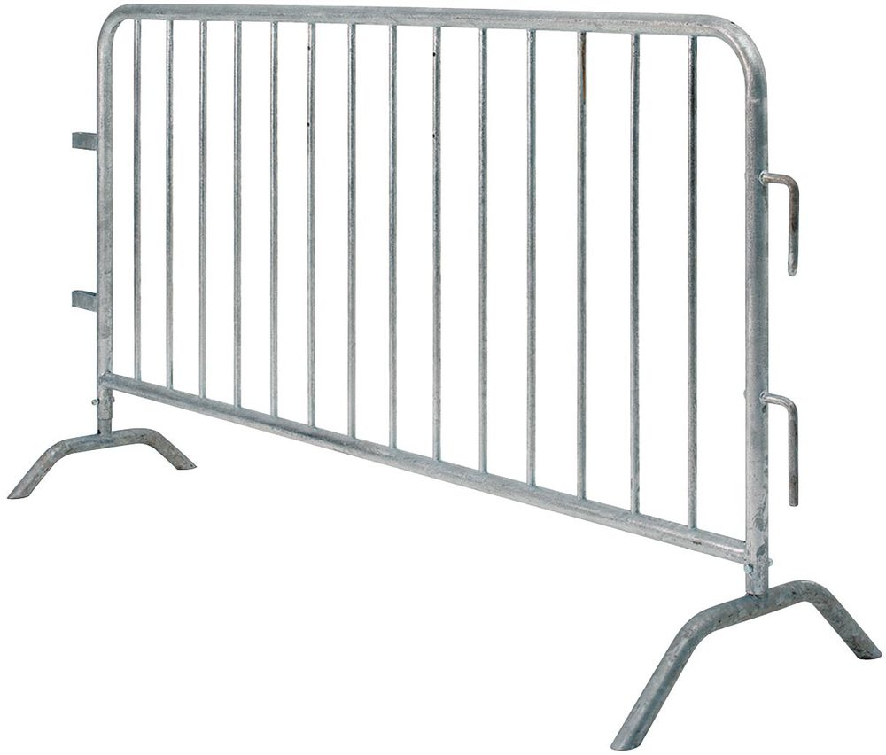 Metal Fence Barricade