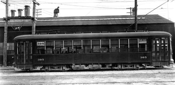 Miami transit in the past - Image courtesy WLRN