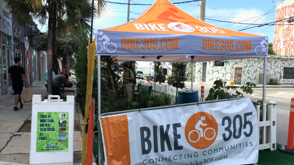 PARK(ing) Day encourages better placemaking