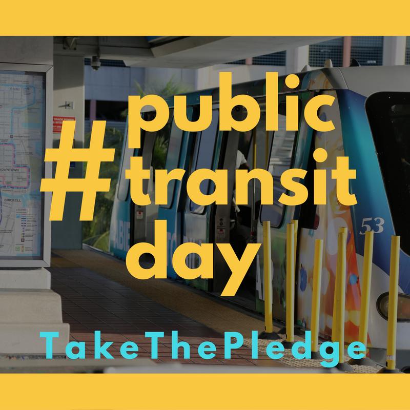 Public Transit Day