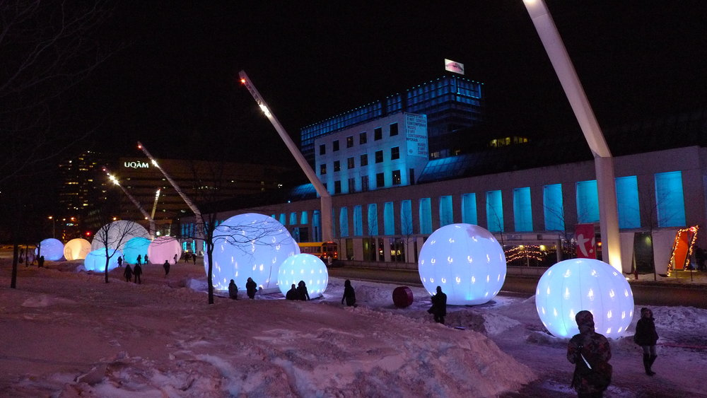 Montreal Light Festival