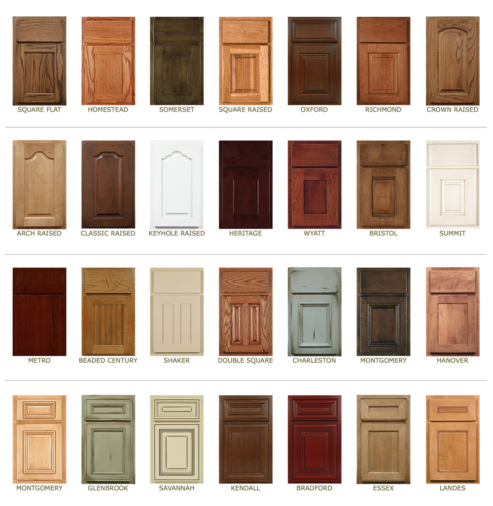 Shiloh Options — Steven Cabinets
