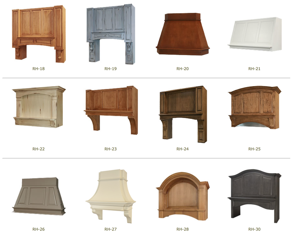 Steven Cabinets, Minneapolis MN  Shiloh Cabinetry Line