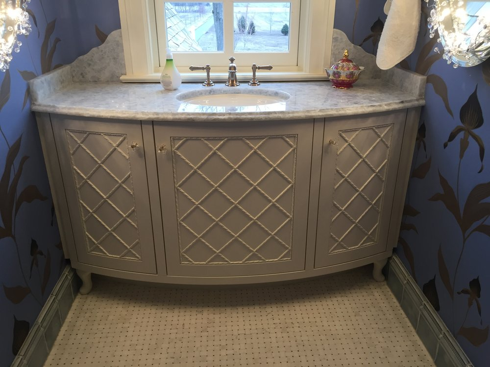 Elegant Bathroom Vanity