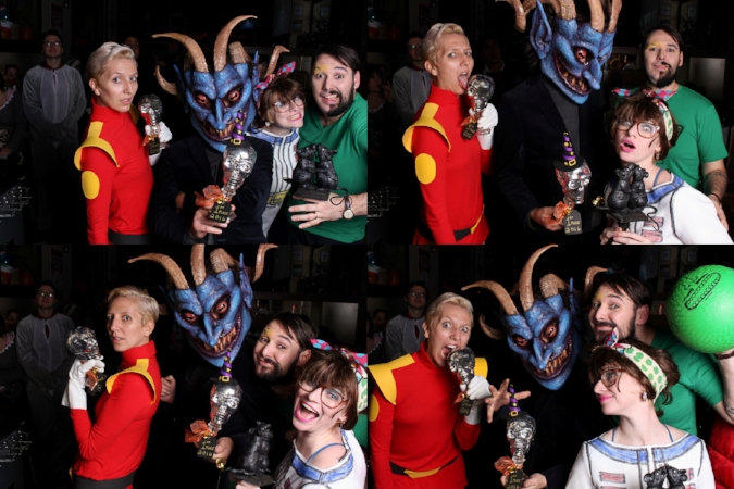 Halloween Party - PHOTO BOOTH GALLERY