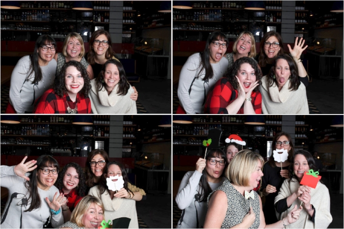Penguin Holiday Party - PHOTO BOOTH GALLERY