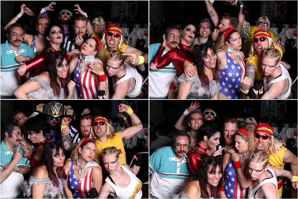 Halloween 2018 - PHOTO BOOTH GALLERY