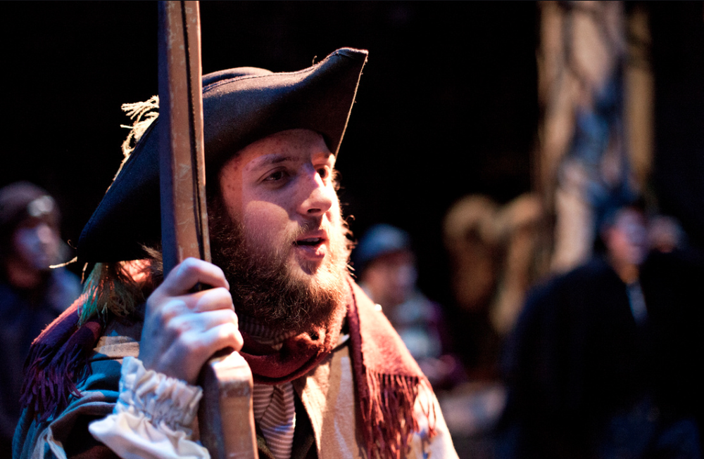 Photo Credit: Heidi Bohnenkamp   As You Like It  - St. Olaf College