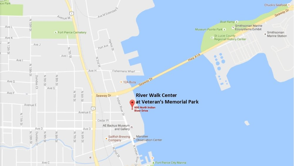 Directions Parking Indian River Lagoon Science Festival - Indian river lagoon map