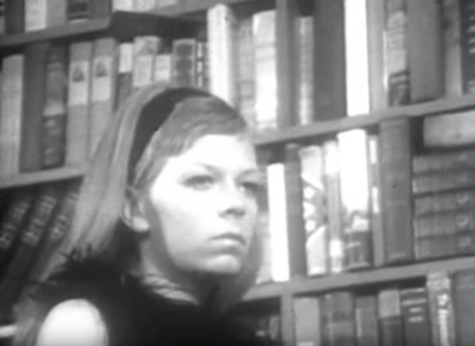 """""""Libraries get me all misty. . ."""""""