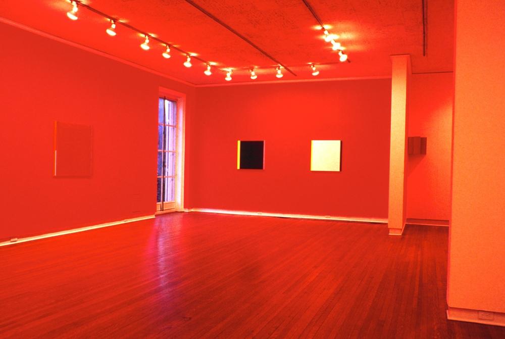 1989: Installation view- Tyler