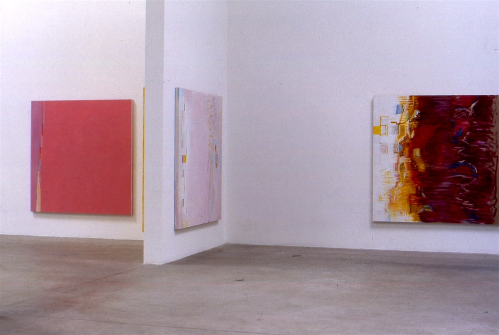 2004: Jeremy Gilbert-Rolfe at Frank Gehry Associates, Santa Monica, CA