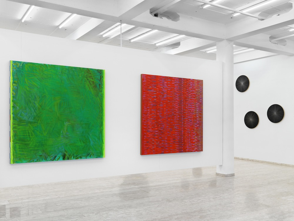 2010: Jeremy Gilbert-Rolfe and Michelle Grabner, Anne Mosseri-Marlio Galerie, Zurich, Switzerland