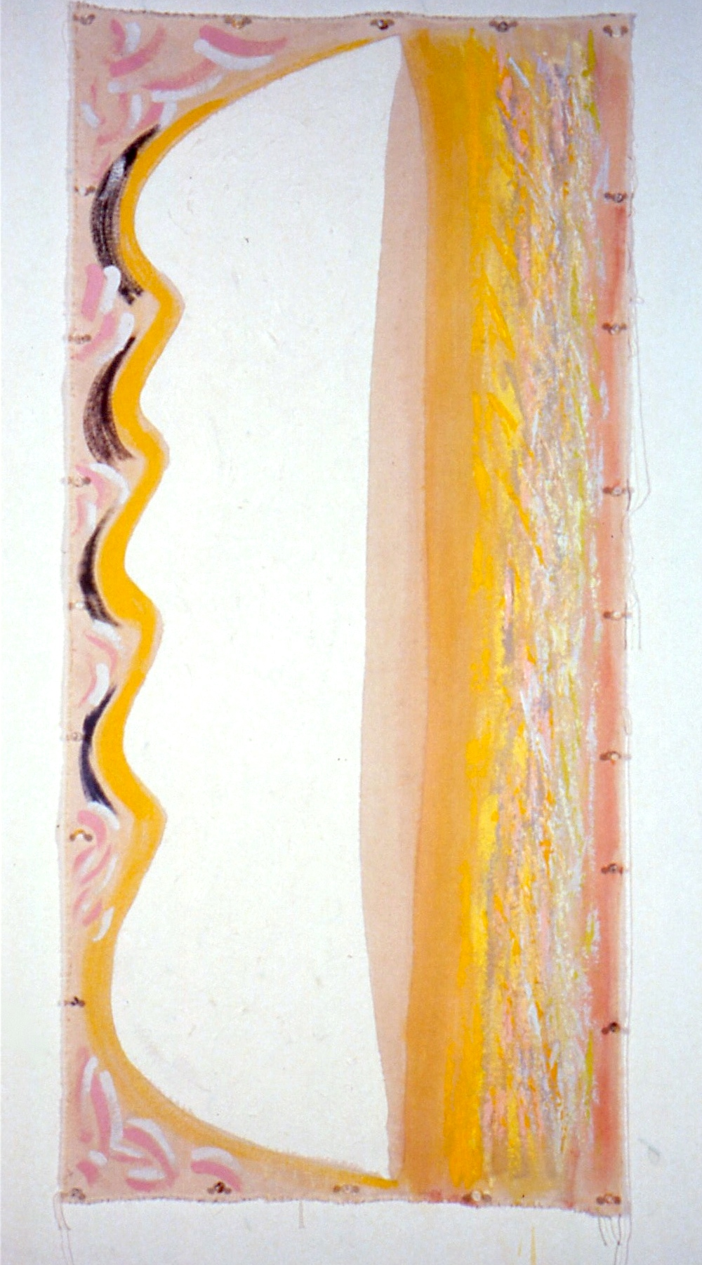 Islam, 1995, gouache on paper